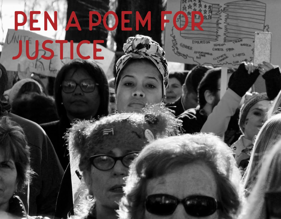 2018/2019 Concept English: Pen A Poem For Justice